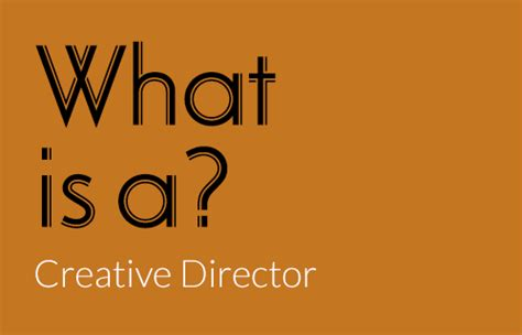 Cover letter for creative director job